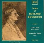 Songs of Rutland Boughton